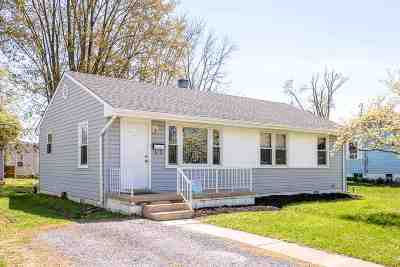 Waynesboro, Staunton Single Family Home For Sale: 124 King Ave