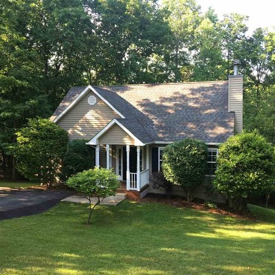 Fluvanna County Single Family Home For Sale: 11 Austin Dr