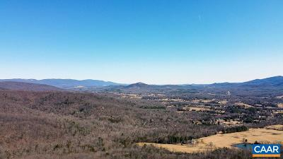 Nelson County Lots & Land For Sale: 640 Crawfords Climb