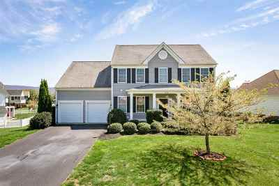 Waynesboro, Staunton Single Family Home For Sale: 418 Winding Way