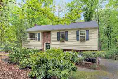 Charlottesville Single Family Home For Sale: 1292 Tilman Rd