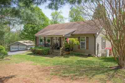 Nelson County Single Family Home For Sale: 447 Persimmon Hill Dr