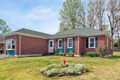 Single Family Home For Sale: 2523 Willard Dr