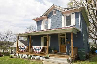 Waynesboro, Staunton Single Family Home For Sale: 227 Elizabeth Ave
