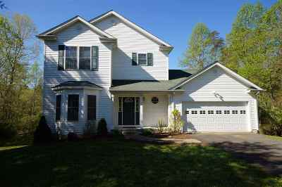 Greene County Single Family Home For Sale: 88 Pin Oak Ct