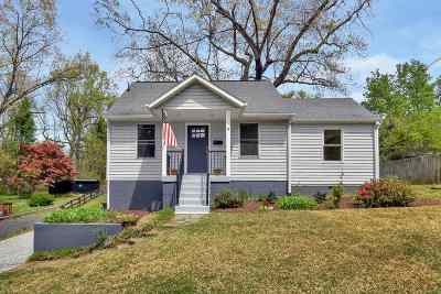 Charlottesville Single Family Home For Sale: 9 Mobile Ln