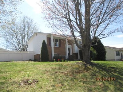 Rockingham County Single Family Home For Sale: 101 Maple Leaf Ln