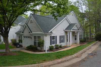 Albemarle County Townhome For Sale: 3350 Arbor Ter