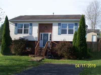 Waynesboro, Staunton Single Family Home For Sale: 1528 D St