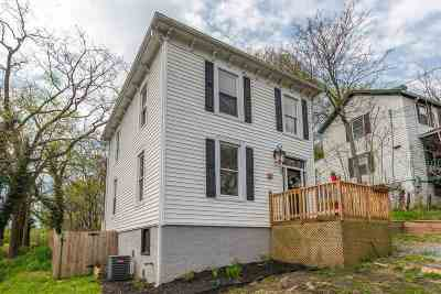 Waynesboro, Staunton Single Family Home For Sale: 128 Garber St