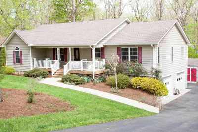 Fluvanna County Single Family Home For Sale: 19 Fairway Dr