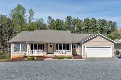Greene County Single Family Home For Sale: 173 Glen Ln