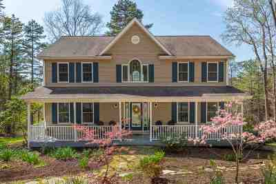 Waynesboro, Staunton Single Family Home For Sale: 114 Hermitage Estates Rd
