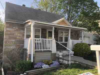 Waynesboro, Staunton Single Family Home For Sale: 806 Randolph St