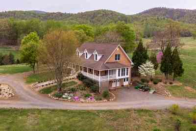 Single Family Home For Sale: 2763 Graves Mill Rd