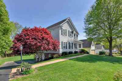 Charlottesville Single Family Home For Sale: 2189 Timber Meadows