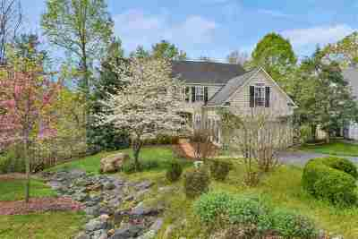 Charlottesville Single Family Home For Sale: 1265 River Chase Ln