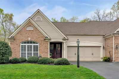 Albemarle County Townhome For Sale: 1450 Gate Post Ln