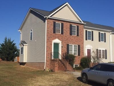Rockingham County Rental For Rent: 1484 Miller Spring Ct