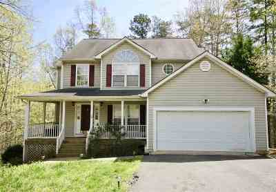 Fluvanna County Single Family Home For Sale: 59 Lafayette Dr