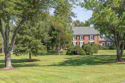 Albemarle County Single Family Home For Sale: 255 Farmington Dr