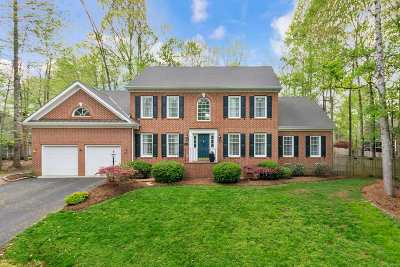 Charlottesville Single Family Home For Sale: 1059 Blackburn Bluff