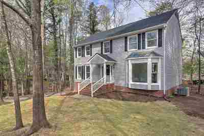 Charlottesville Single Family Home For Sale: 1870 Amberfield Dr