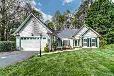 Charlottesville Single Family Home For Sale: 2666 English Oaks Cir