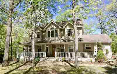 Fluvanna County Single Family Home For Sale: 21 Brassie Ter