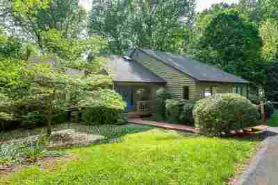 Charlottesville Single Family Home For Sale: 1940 Tremont Rd