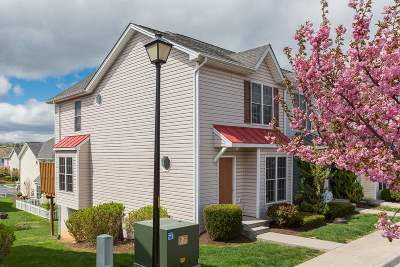 Harrisonburg VA Townhome Pending: $184,900