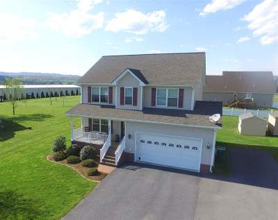 Rockingham County Single Family Home For Sale: 642 Jade Ct