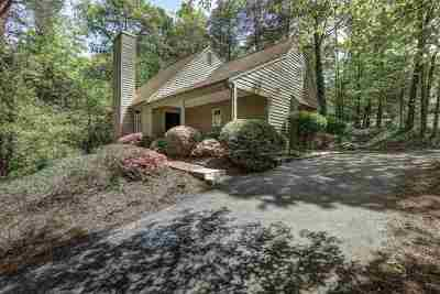 Charlottesville Single Family Home For Sale: 1435 Gray Stone Ct