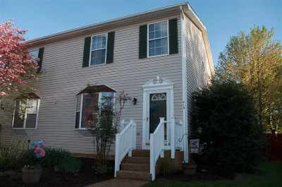 Harrisonburg Townhome For Sale: 413 Glenfield Ct