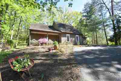 Charlottesville Single Family Home For Sale: 1225 Copperstone Dr