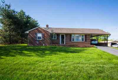 Rockingham County Single Family Home For Sale: 407 8th St