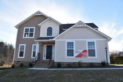 Albemarle County Single Family Home For Sale: Lot 4 Briery Farm Rd