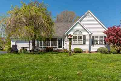 Augusta County Single Family Home For Sale: 230 Bowmans Run Dr
