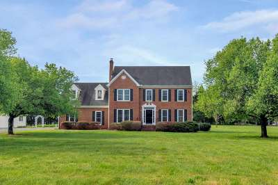 Scottsville Single Family Home For Sale: 661 Irish Rd