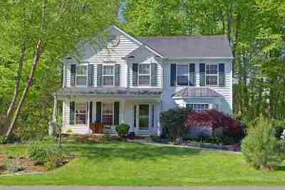 Albemarle County Single Family Home For Sale: 1298 Dunlora Dr