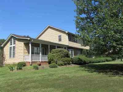 Barboursville Single Family Home For Sale: 1322 Ponderosa Dr