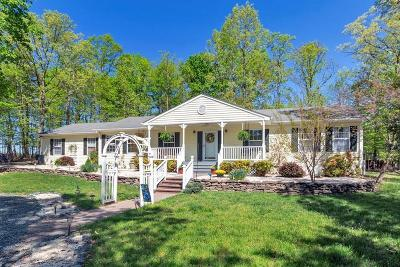Fluvanna County Single Family Home For Sale: 9 Loving Ter