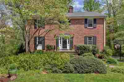Charlottesville Single Family Home For Sale: 1667 Brandywine Dr