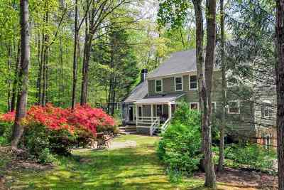 Albemarle County Single Family Home Pending: 645 Tanners Ln
