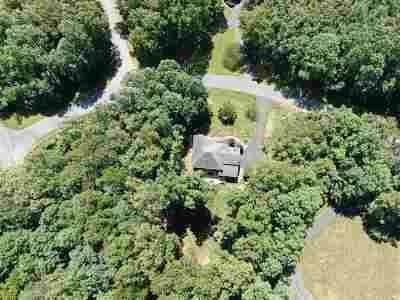Charlottesville Single Family Home For Sale: 2120 Bentivar Dr