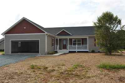 Fluvanna County Single Family Home For Sale: 2 Rosewood Ct