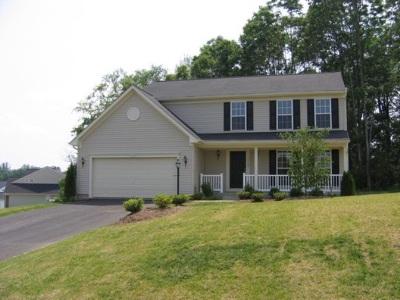 Gordonsville Single Family Home For Sale: 19540 Gates Dr