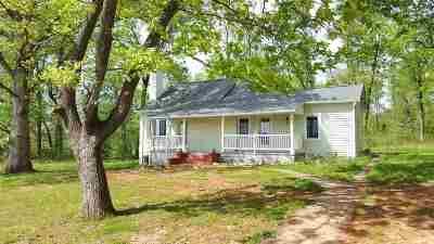 Nelson County Single Family Home For Sale: 4331 Tye Brook Hwy