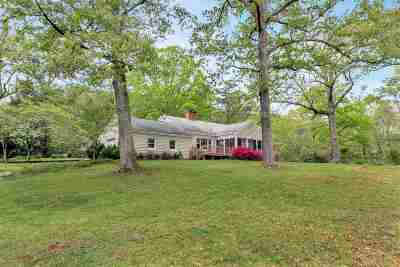 Single Family Home Pending: 8989 Irish Rd