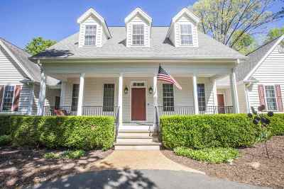 Barboursville Single Family Home For Sale: 3635 Priddy Pl